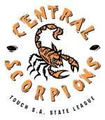 Central Scorpions - Mens
