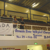 SADA at Oceania Zone Volleyball Championship, Apia