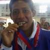 2007 South Pacific Games Wrestling Images
