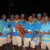 2007 South Pacific Games Canoe Team