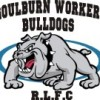 Goulburn Workers Bulldogs Firsts Logo