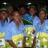 Solomon Island National Archery Team