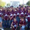 08/06/08 - 2007 U 14 team in GABBA Premiers March
