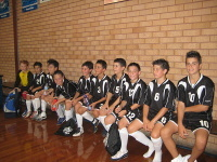 Sydney City Eagles U12's