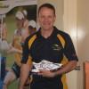 X-Blades Referee MVP - Anton Van Rensburg