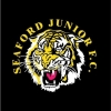 Seaford Black U10s Logo