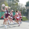Z - 2009/05/16 - Vs Healesville (H) - Netball