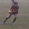 U12 Brown V Calamvale  21/6/09