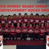 2009 Development Squads