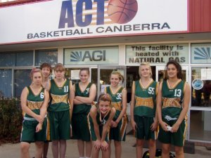 Canberra Basketball Tournament