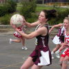 Z - 2009/07/25 vs Healesville (away) A Grade Netball