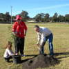 Season 2009: Tree Planting Day