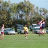 Port Mac vs Robe Jnrs
