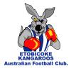 Etobicoke Kangaroos Logo