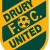 Drury Utd 14C SAE Logo