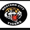 WESTERN CITY TIGERS (2) Logo