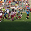U7s HALF TIME GAME 14 FEB 2010 DURING ST GEORGE VS PARRAMATTA