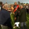 Jamie Jackson receiving player of the GF