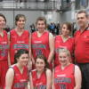 Under 16 B Girls Winter 2010 Grand Final winners