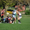 Youth Girls playng Eastlake - Round 2