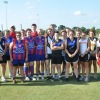 2010 - Rising Stars train with Melbourne FC
