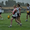 2011 - East Burwood Pre-season training