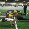 2011 - Indoor Winter Training Session (Jan 15th/11)
