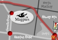 HOME OF MAGPIES JUNIOR RUGBY LEAGUE