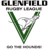 GLENFIELD GREYHOUNDS Logo