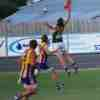 Senior Footy Pics from Round 1 Geelong West 2011