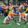 Centrals Reserves meet Bannockburn