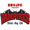 East Brighton Vampires JFC - Maginness Logo