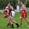 2011 - North West Conference -  Lalor Park Stars v LaTrobe Uni