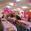 Pink Day at Galvin Park with North Geelong