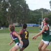 2011 Under 16 Game 1 v PNG