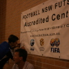 Sydney FC Visits Ashfield Indoor 19th September