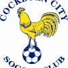 Cockburn City SC (Blue) Logo