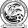 Mandurah City FC (Black) Logo