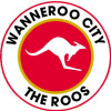Wanneroo City SC (White) Logo