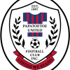 Papatoetoe United FC 10/6 Red Falcons Logo