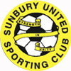 Sunbury United FC Red Logo