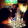 Beer pong showdown, 2012
