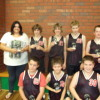 U14 Boys Div 2 Winners Tigers Black