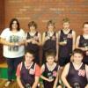 U14 Boys Div 2 Winners Tigers Black