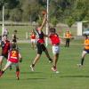 Round 2 Riddell v's Diggers Rest - 21/04/2012