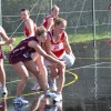 2012, Round 7 Vs. Stony Creek - Netball