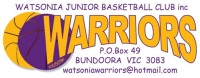 U18 Boys Watsonia Warriors 2