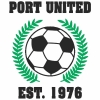 Port United Dragons- NL  Logo