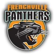 Frenchville Panthers White