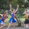 Round 9 - Netball B Diggers v Lancefield 16.6.2012